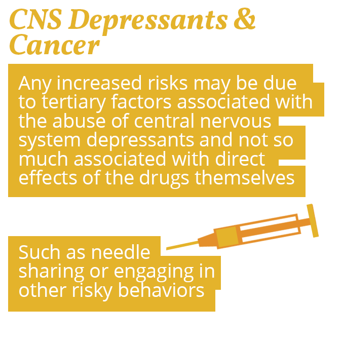 cns-depressants-and-cancer