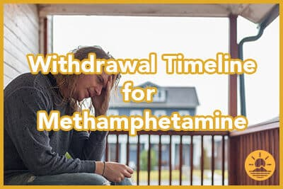 What is the Withdrawal Timeline for Methamphetamine?